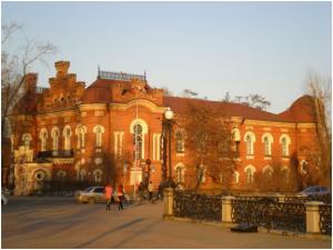 Das Museum von Irkutsk