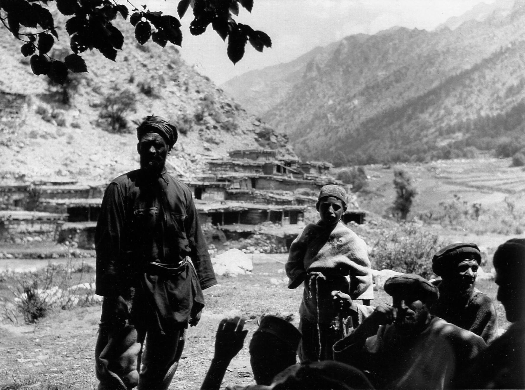 Fotos von der Reise nach Nuristan 1958