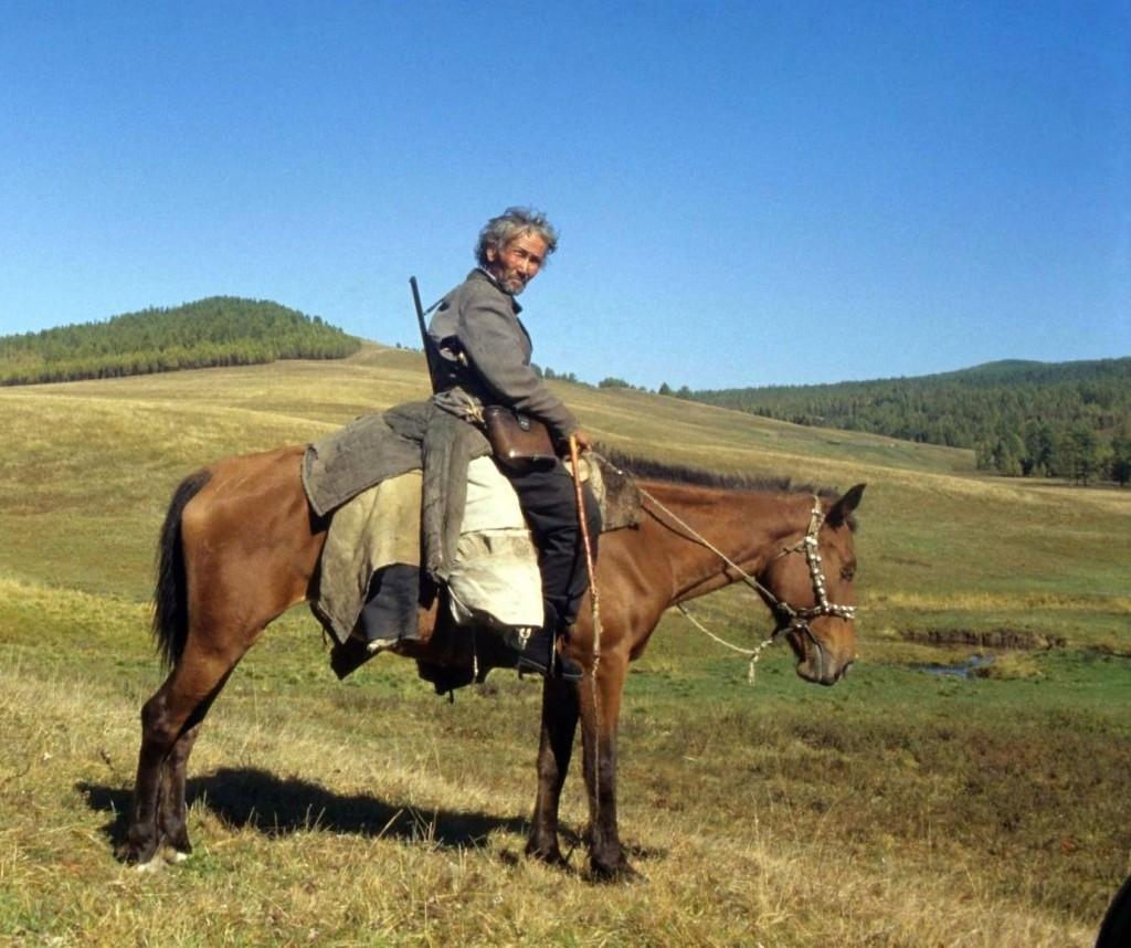 """Der """"große Jäger"""" zu Pferd, Ulugh Chem 199a5"""