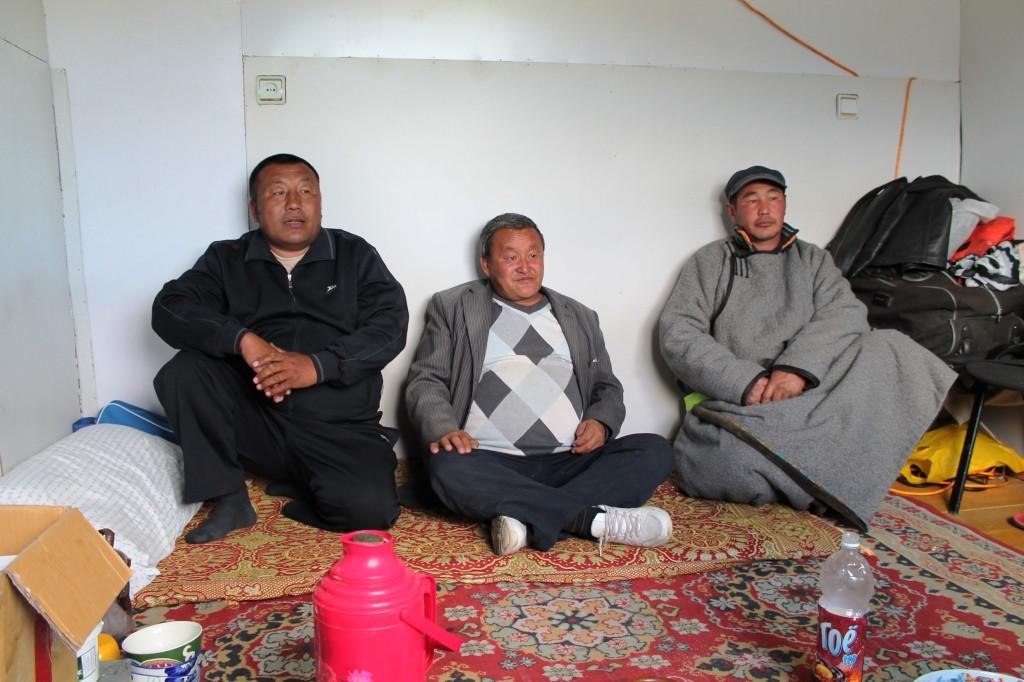 Vorsitzende der Wahlkommission des Aldar Bag