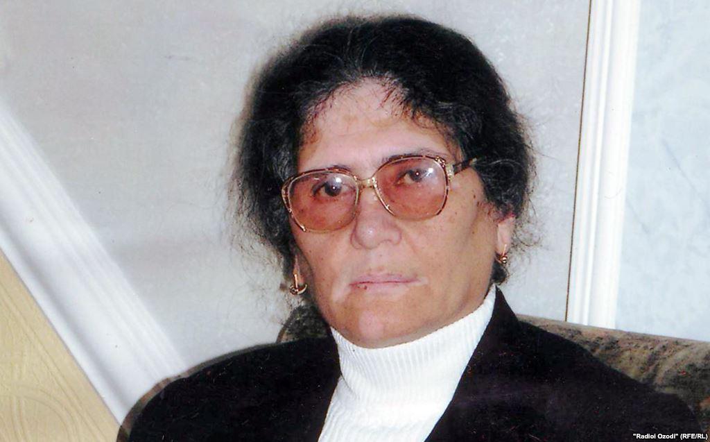 Oynihol Bobonazarova
