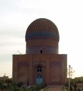 Das Gauhar-Shad-Mausoleum - Foto Lutz Rzehak (2005)