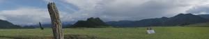 im Tal der Gräber, Steinstelen im Altai als Kalenderorakel
