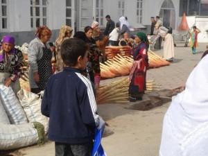 Der kulturelle Kontext - in Samarkand